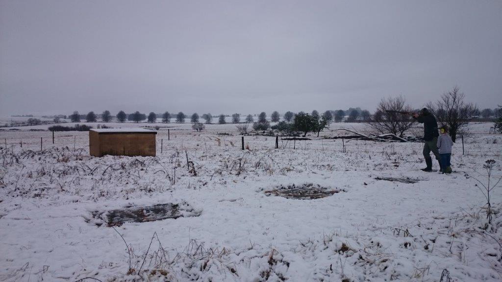 Snow Shoot